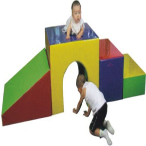 Indoor Soft Playground for Climb and Slide pictures & photos