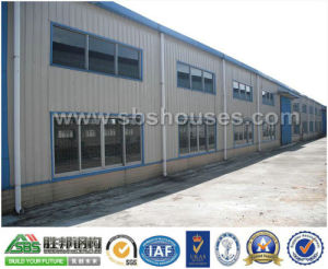 Construction Shed /Factory Metal Building Steel Structure pictures & photos