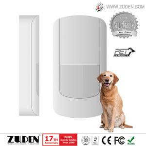 Wireless PIR Sensor with Pet-Immunity pictures & photos