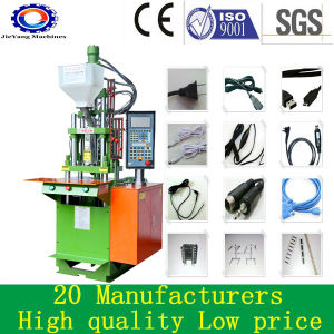 Vertical Injection Molding Machines for Cables Connectors pictures & photos