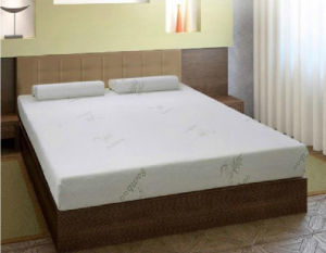 Premium Quality Bamboo Knitted Fabric Memory Foam Mattress pictures & photos
