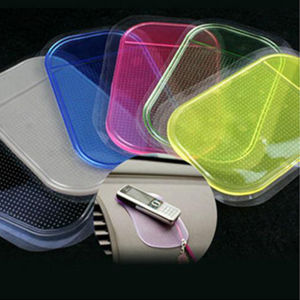 Colorful Anti Slip Mat for Phone Used in Car (SLF-AP025) pictures & photos