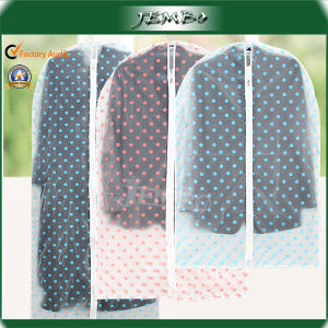 Hot Sell Transparent Pattern Printing OEM Garment Bags pictures & photos