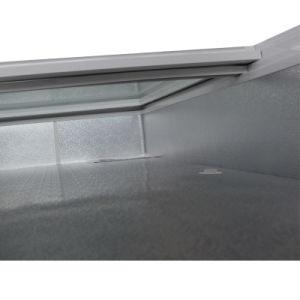 108L Bevel Sliding Glass Door Seafood Freezer pictures & photos