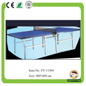 International Folding Tennis Table (TY-10907) pictures & photos