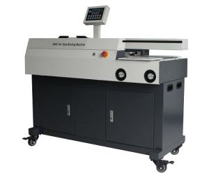 Full Auto Glue Binding Machine Wd-S60ca4 pictures & photos