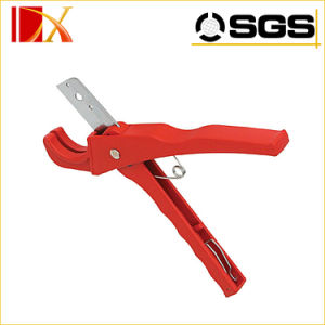 V Blade Type Ratcheting Plastic PVC Pipe Cutter pictures & photos