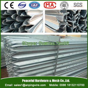 Steel Fence Post Star Picket for Y Shape Pile pictures & photos
