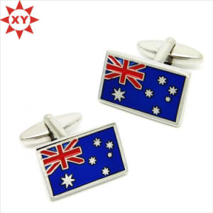 Professional Design Flag Cufflinks with Excellent Quality pictures & photos