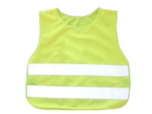 Custom Logo Promotional Kids Reflective Vests pictures & photos