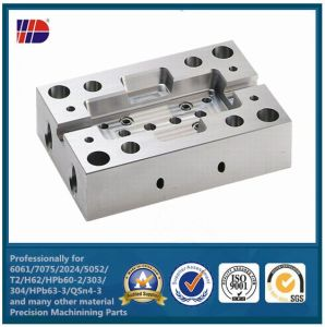 Customized Stainless Steel/Aluminum/Brass Industrial Sewing Machine Spare Parts pictures & photos