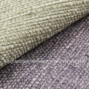 Polyester Home Textile Inherently Fire/Flame Retardant Fireproof Sofa Fabric pictures & photos