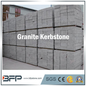 Natural Stone Light Grey Granite Kerbstone for Outdoor Paving pictures & photos