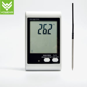 Dwl-10e, Sound and Light Alarm Temperature Data Logger with External Probe pictures & photos