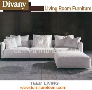 Leather Sofa for Living Room Sofa in Modern Style pictures & photos