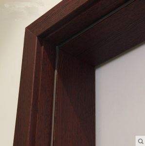 High Quality PVC Doors by Wooden Transfer pictures & photos