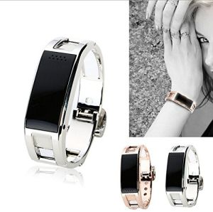 New 2016 Bluetooth D8 Smart Bracelet Wristband Smartband Digital-Watch Pulsera Inteligente Answer/Dial Call for Smart Phone pictures & photos