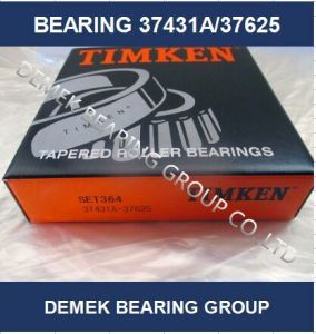 Hot Sell Timken Inch Taper Roller Bearing 37431A/37625 Set364 pictures & photos