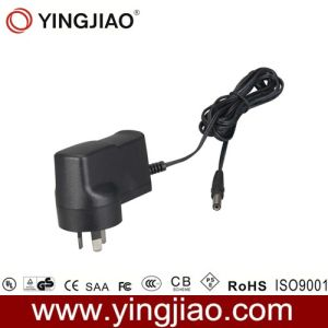 12W Au Plug Switching Power Adapter with CE pictures & photos