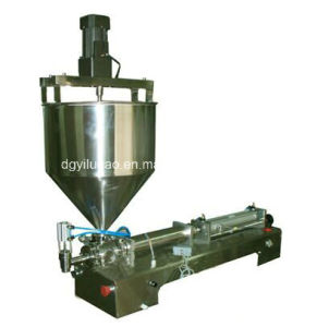 Semi-Automatic Sauce Filling Machine pictures & photos