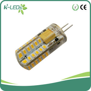 48LED Warm White Crystal Bulb 1.5W DC/AC9-20V G4 LED pictures & photos