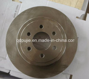 Solid Brake Disc 8A0615301d for Audi (PJCBD008) pictures & photos