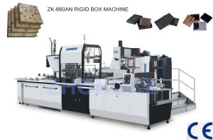 Gift Box Packaging Machine (CE) China Supplier pictures & photos
