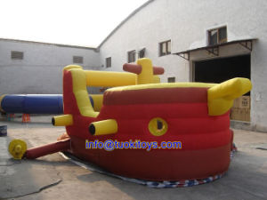 Double Stitching Inflatable Bouncer with CE Certificate (A139) pictures & photos