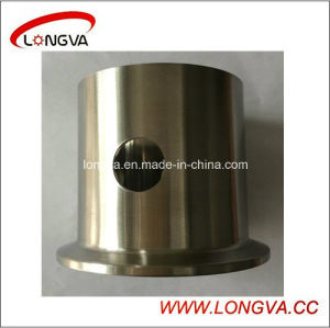 Sanitary Stainless Steel Clamp Ferrule with Hole pictures & photos