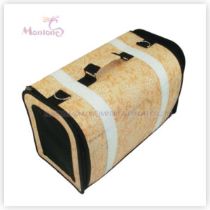 Polyester Travel Luggage Carrier, Dog/Pet Handbag Shoulder Tote Bag pictures & photos