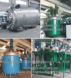 Jinzong Machinery Chemical Stainless Steel Reactor pictures & photos