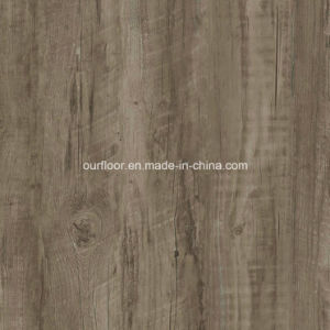 Newest WPC Vinyl Flooring Planks with PVC Baseboard/ More Tough WPC Vinyl Click Floor pictures & photos