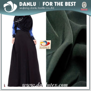 Kuplar Peach Fabric for Black Abaya pictures & photos