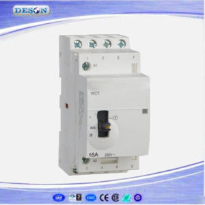 3p 20A Ict Household AC Magnetic Contactor pictures & photos