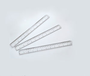 New Style School Plastic Rulers pictures & photos