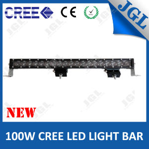 Unique Single Row LED Light Bar, Slim LED Bar 100W