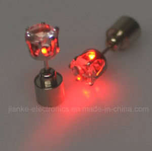 Change-Color Glowing Light up Earring (4901) pictures & photos
