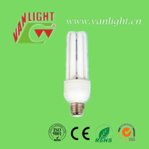 U Shape Series CFL Energy Saving Lamp (VLC-3UT4-25W-E27) pictures & photos