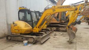 High Quality Used Jcb56 Excavator