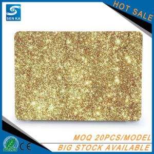 "Shinning Golden Hard Snap Cover for Apple MacBook Air 11.6"" pictures & photos"