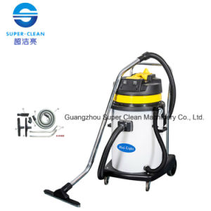 Hai Light 60L Wet and Dry Vacuum Cleaner --Plastic Tank pictures & photos