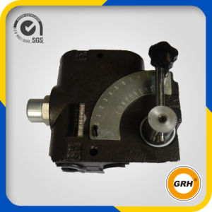 High Quality Black Hydraulic 3/4 NPT Flow Control Valve pictures & photos