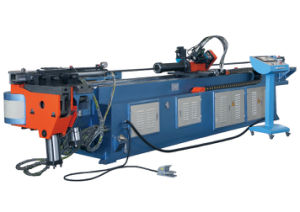 Automatic Hydraulic Pipe Bending Machine (HWD-75CNC) pictures & photos
