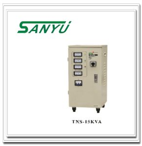 Single Phase Automatic High Performance Voltage Stabilizer (Sanyu SVC 0.5kVA to 50kVA) pictures & photos