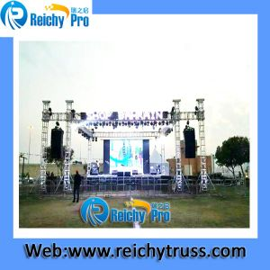 Truss Stage Truss Aluminum Outdoor Stage Truss for Line Array pictures & photos