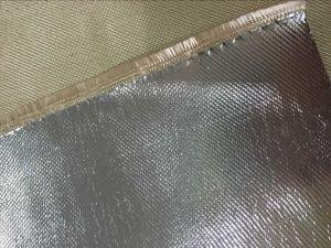 Coating Aluminum Foil Fiberglass Cloth as Pipe Insulation pictures & photos