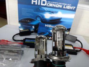 12V 35W H4 Bixenon Xenon Bulb with Slim Ballast pictures & photos