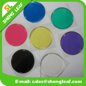 Pantone Color Customized Rubber Phone Anti-Slip Pad (SLF-AP015) pictures & photos