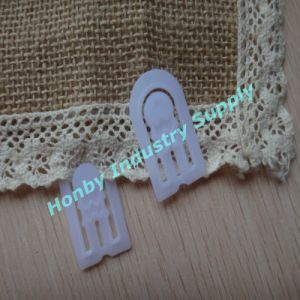 33mm Hot Selling White Color Plastic Shirt Packing Garment Clip pictures & photos