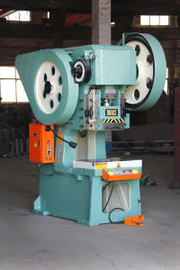 J23/J21 Deep Throat Type Punch Press for Sale pictures & photos